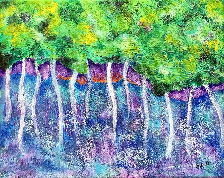 Fantasy Forest by Elizabeth Fontaine-Barr