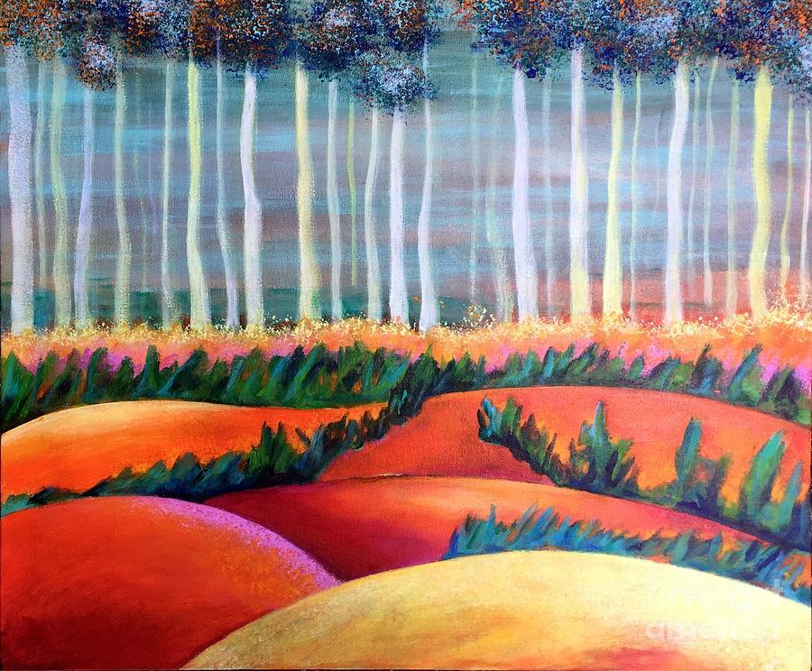 Through the Mist by Elizabeth Fontaine-Barr