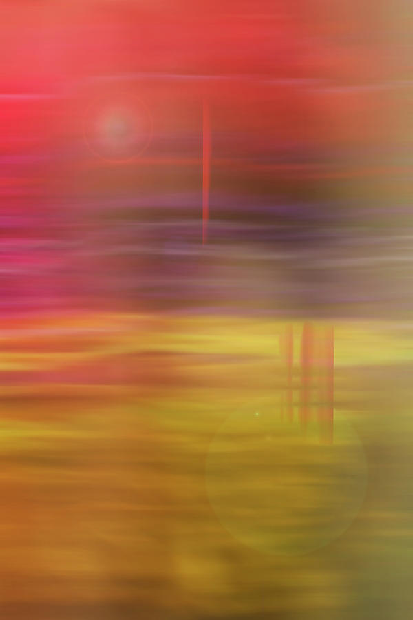 Abstract Photograph - Fantasy Sky by Cheryl Day