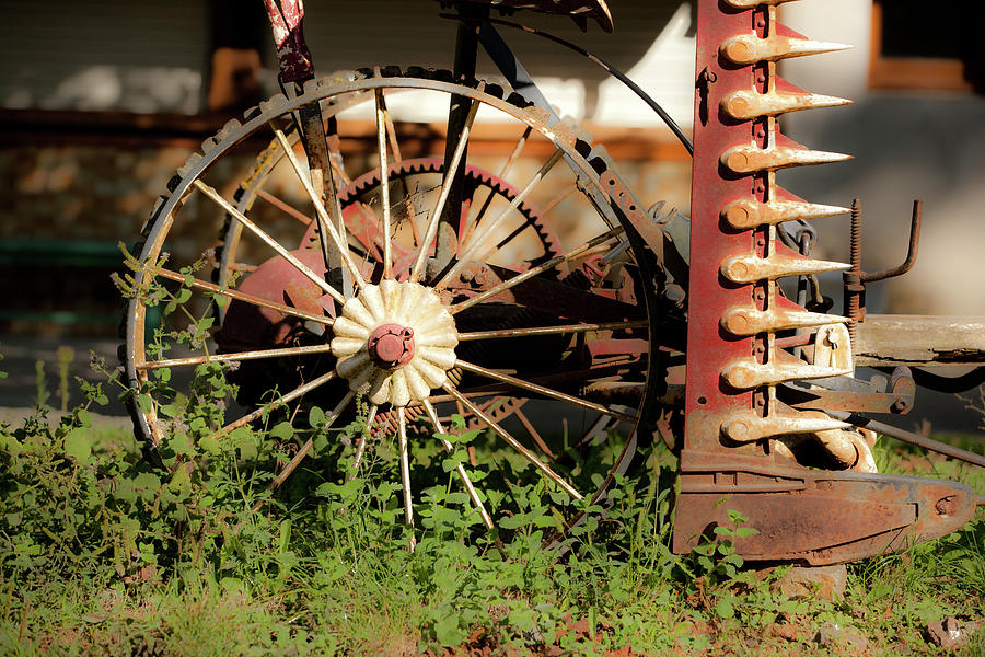 Farm Equipment by John Magyar Photography