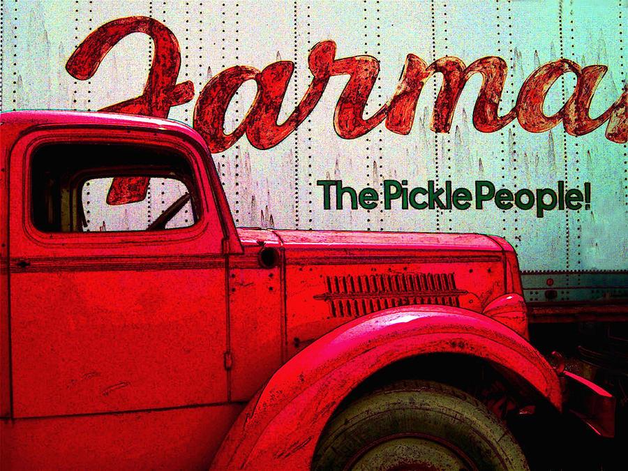 Trucks Photograph - Farman by Jeff Burgess