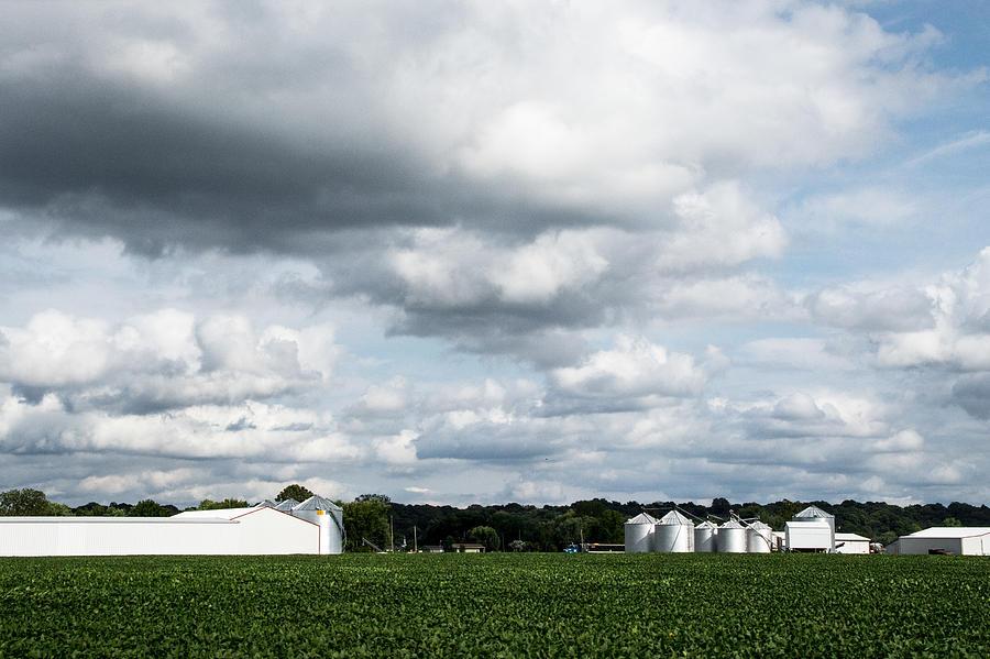 Farm Photograph - Farmland by Aedon Colino
