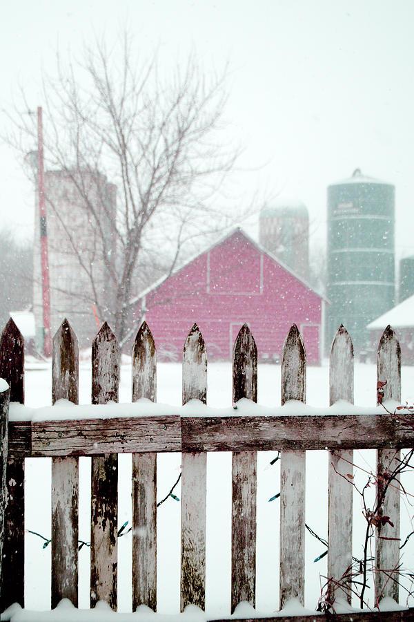 Farmline Christmas by Troy Stapek