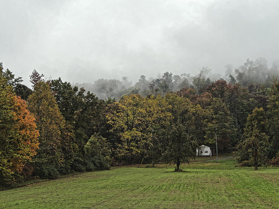 Farmstead, West Virginia 2012 by Chris Honeyman