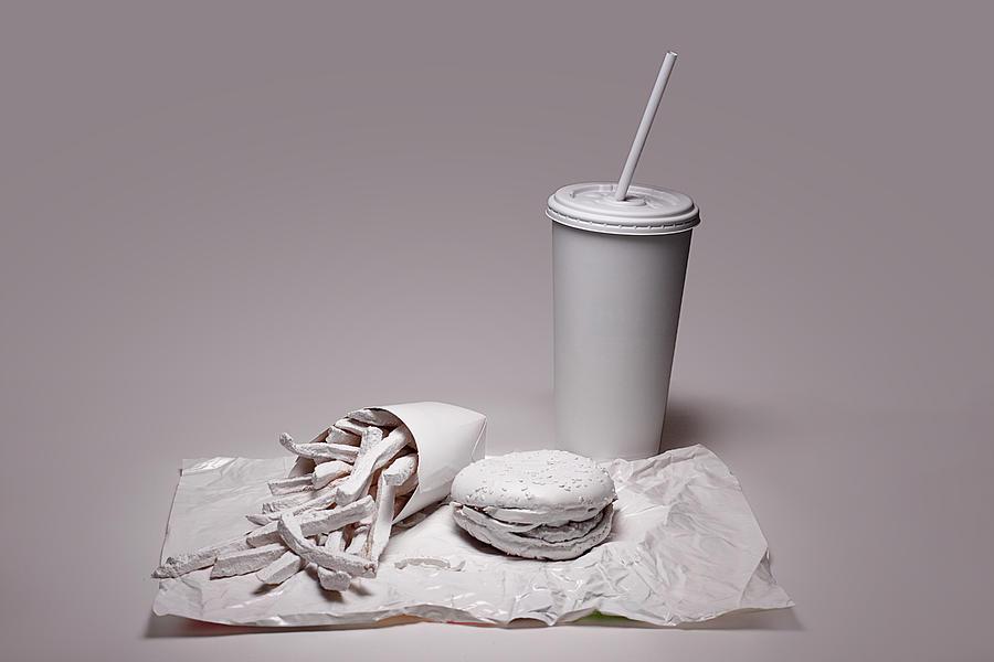 Beverage Photograph - Fast Food Drive Through by Tom Mc Nemar