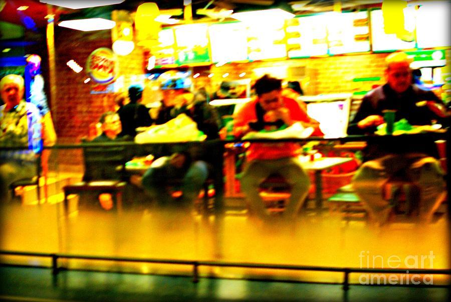 Fast Food Photograph