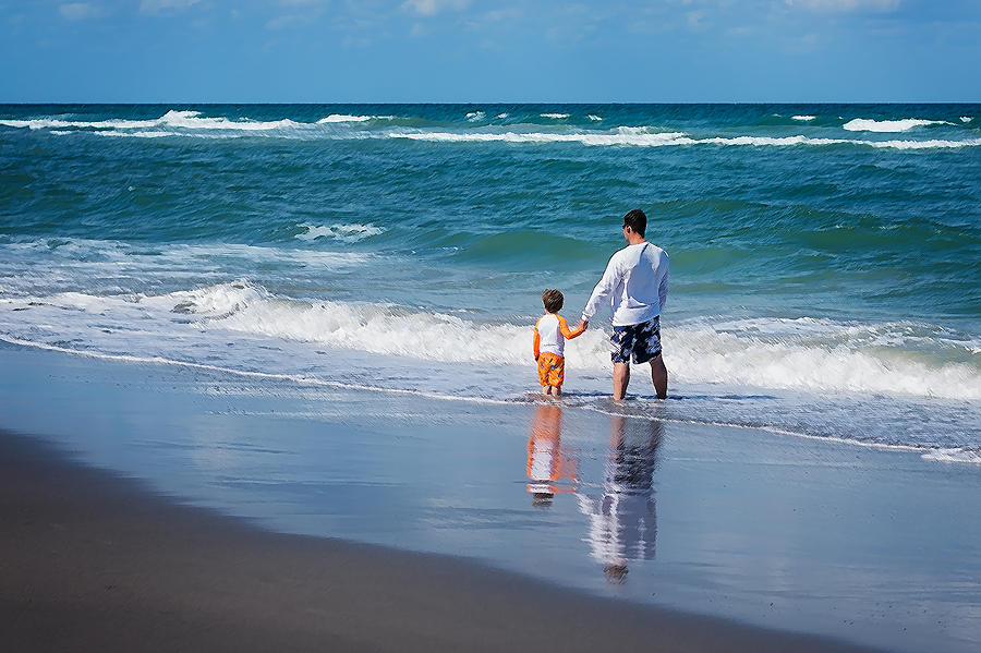 Father and Son by Jody Lane