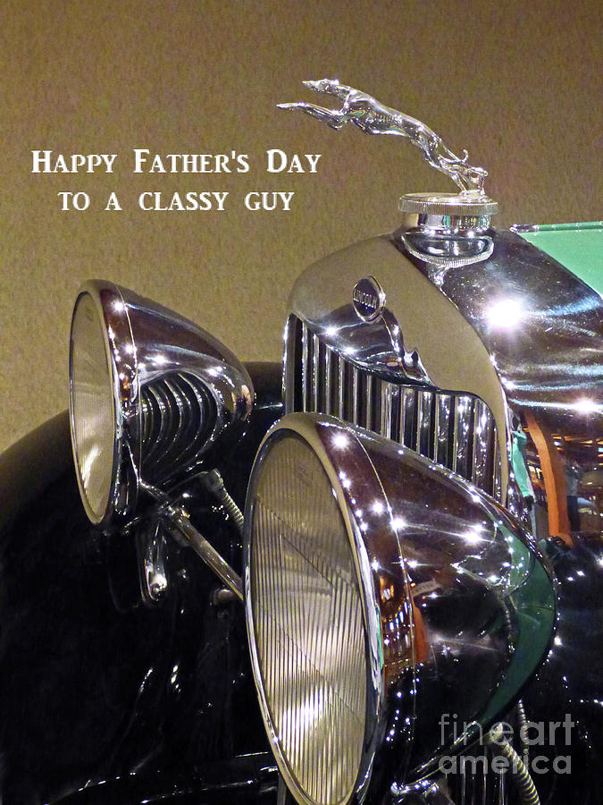Fathers Day Classy Guy Photograph