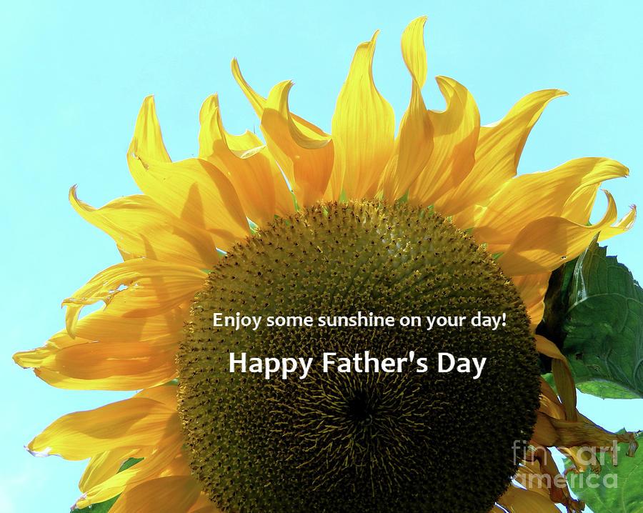 Fathers Day Sunshine Photograph