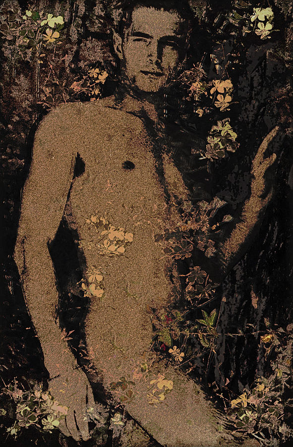 Faun in the Grotto - 2/5 by John Waiblinger
