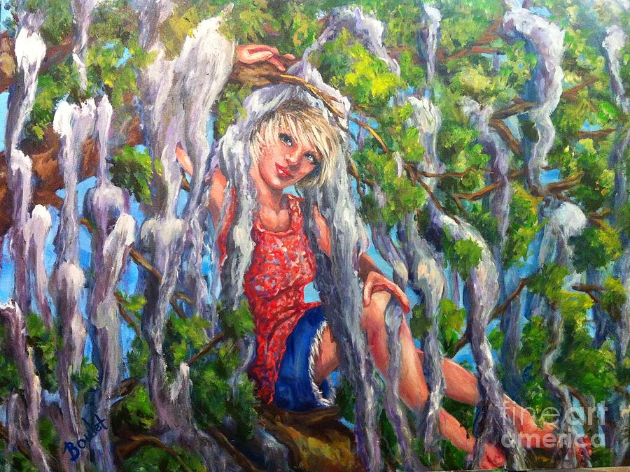 Favorite Pastime by Beverly Boulet