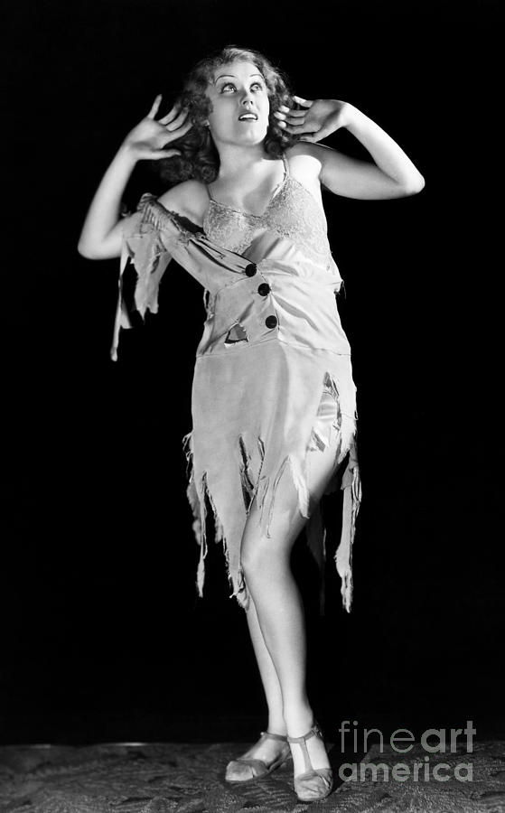 1933 Photograph - Fay Wray (1907-2004) by Granger