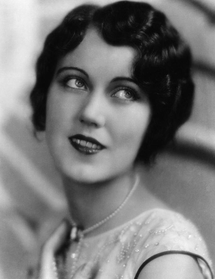 Fay Wray Ca Late 1920s Photograph By Everett