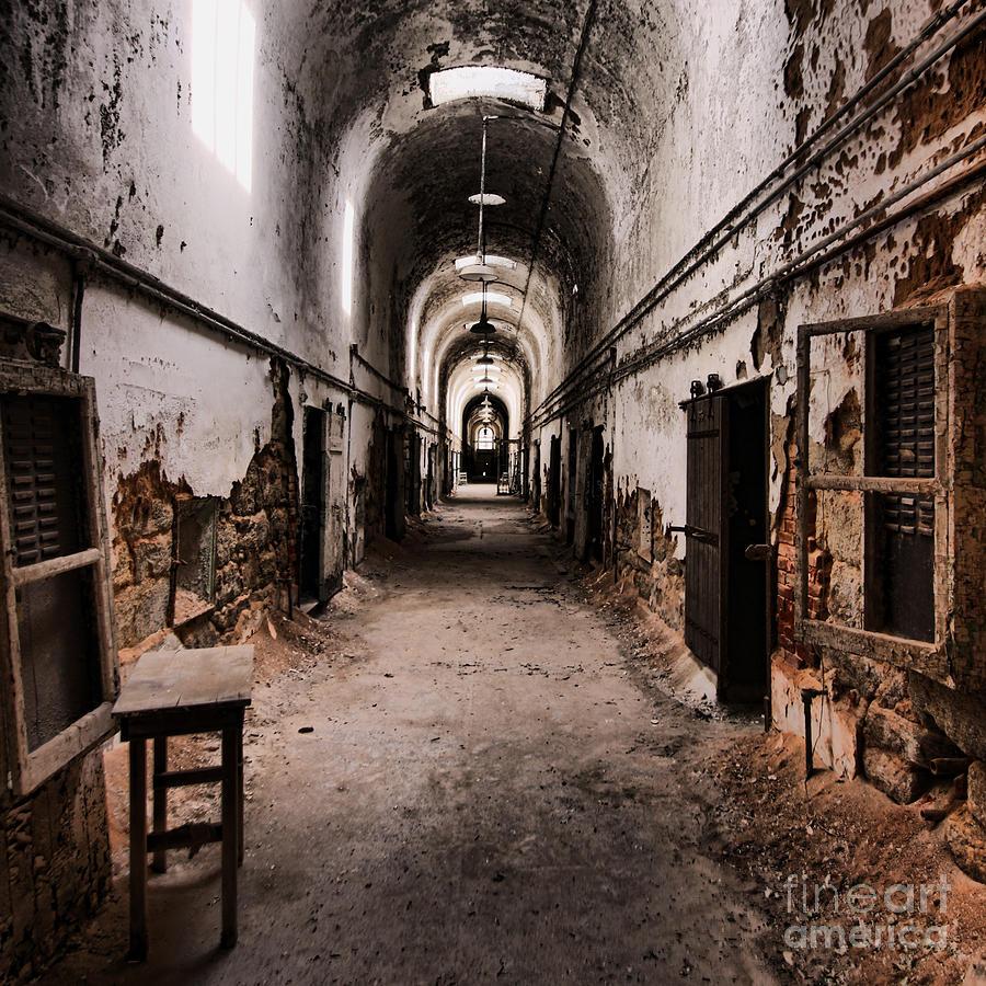 Philadelphia Photograph - Fear Factor by Andrew Paranavitana