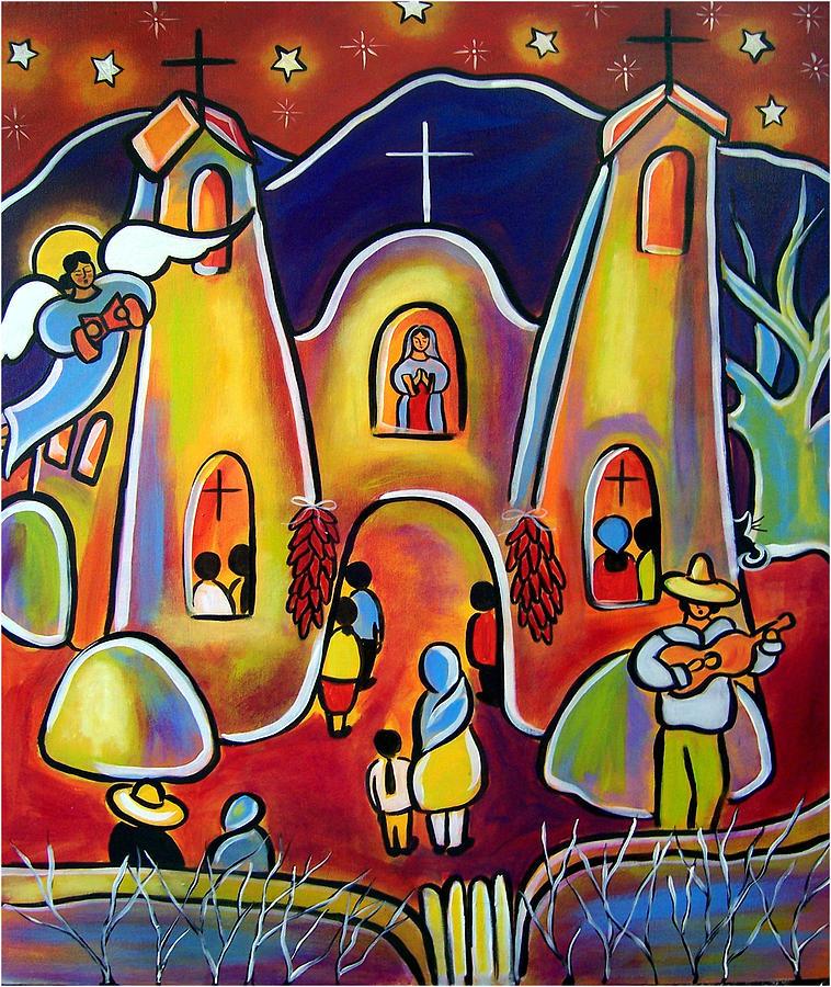 Feast Day Celebration by Jan Oliver-Schultz
