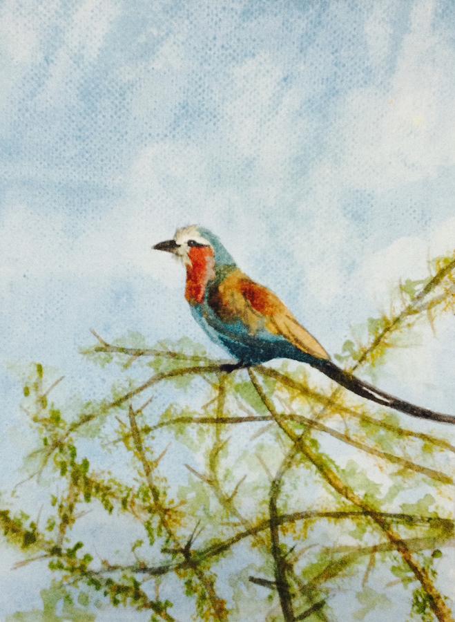 Feather weight by Elizabeth Mundaden