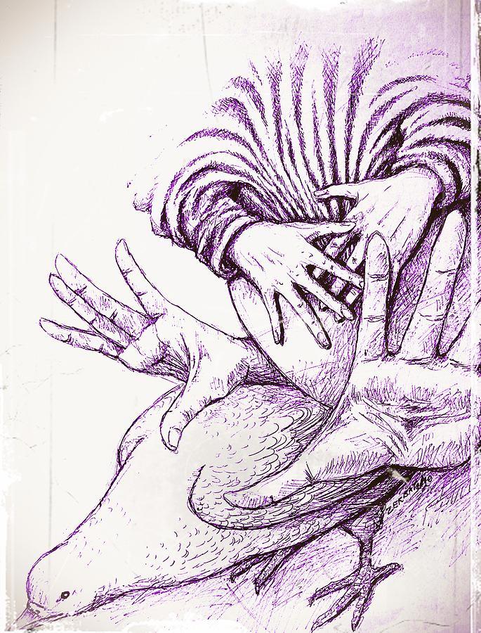 Pregnancy Digital Art - Fecundate A Future Of Peace by Paulo Zerbato