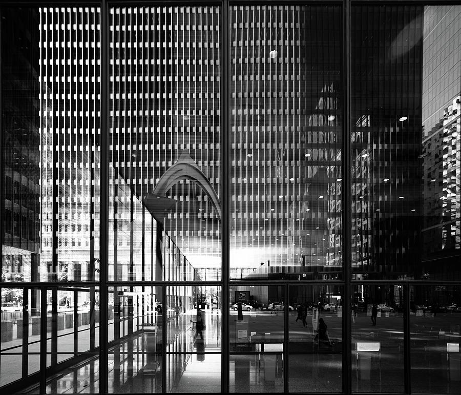 Federal Center Chicago Photograph