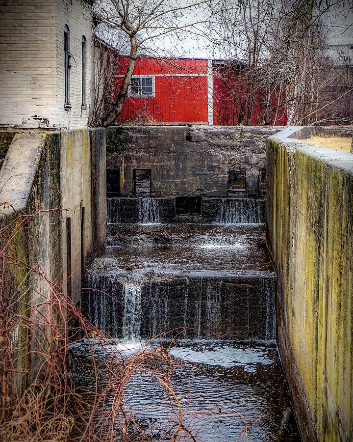 Feeder Canal Lock 13 Photograph by Kendall McKernon