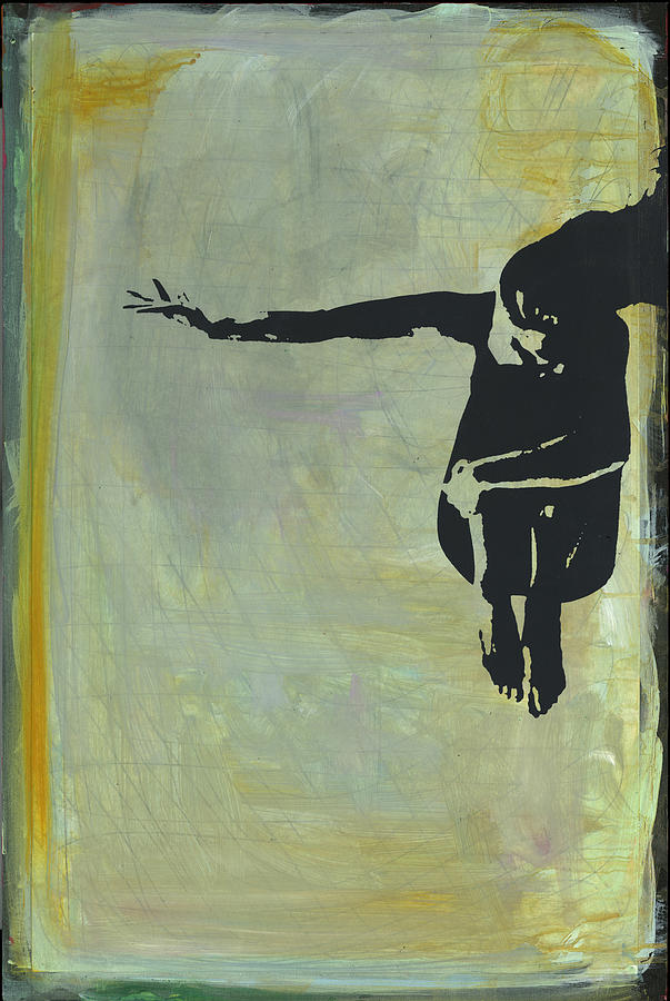 Dance Painting - Feeling Unsimplified No. 1 by Revere La Noue