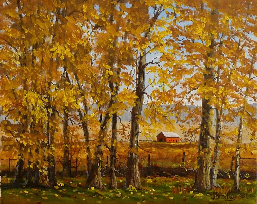 Feels Like Fall by Judy Bradley