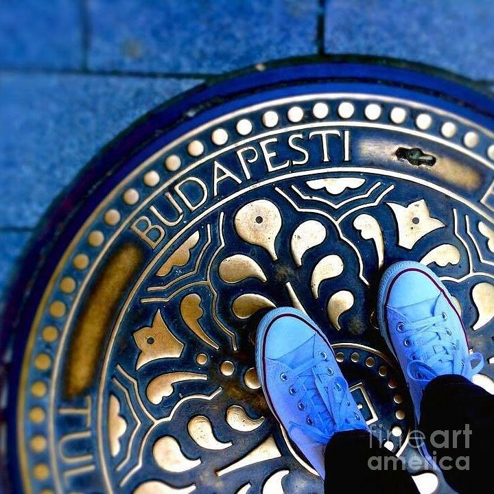 Feet Photograph - Feet Around the World #11 by Edit Kalman
