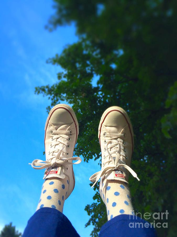 Feet Photograph - Feet Around The World #12 by Edit Kalman