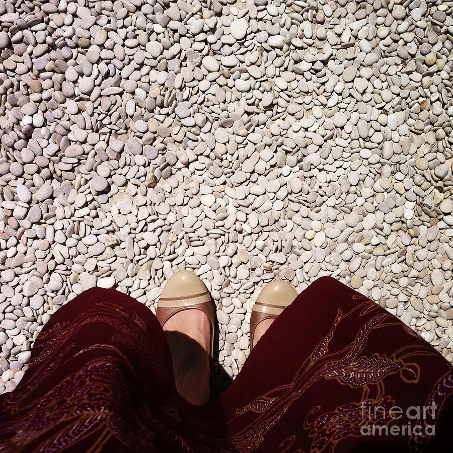 Feet Photograph - Feet Around the World #17 by Edit Kalman