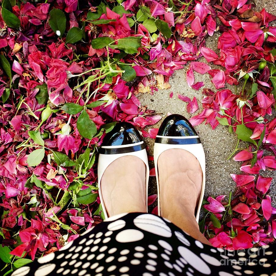 Feet Photograph - Feet Around the World #18 by Edit Kalman