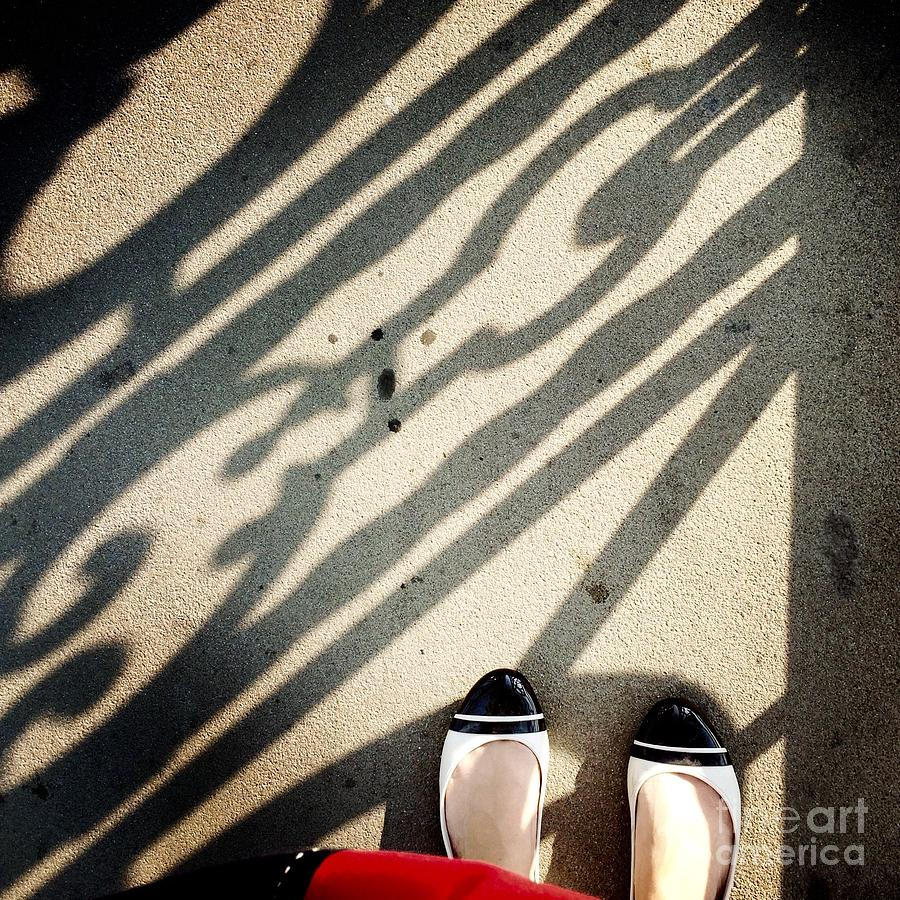 Feet Photograph - Feet Around the World #2 by Edit Kalman