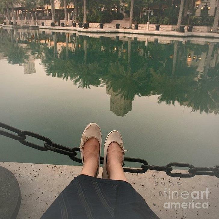 Feet Photograph - Feet Around the World #21 by Edit Kalman