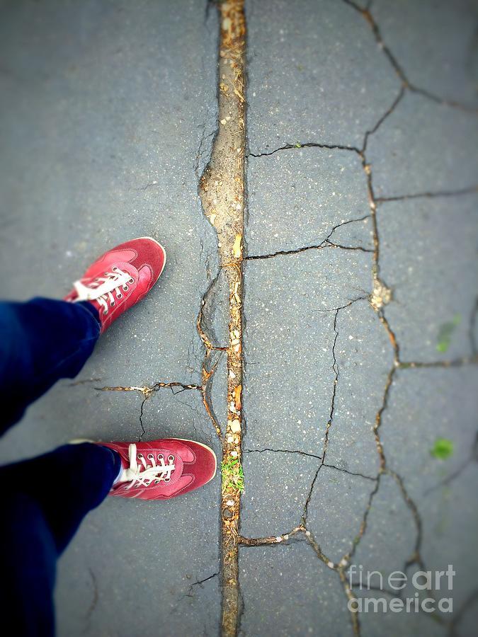 Feet Photograph - Feet Around the World #25 by Edit Kalman