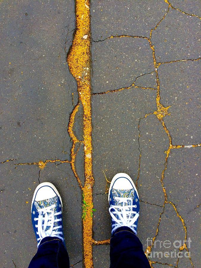 Feet Photograph - Feet Around the World #26 by Edit Kalman
