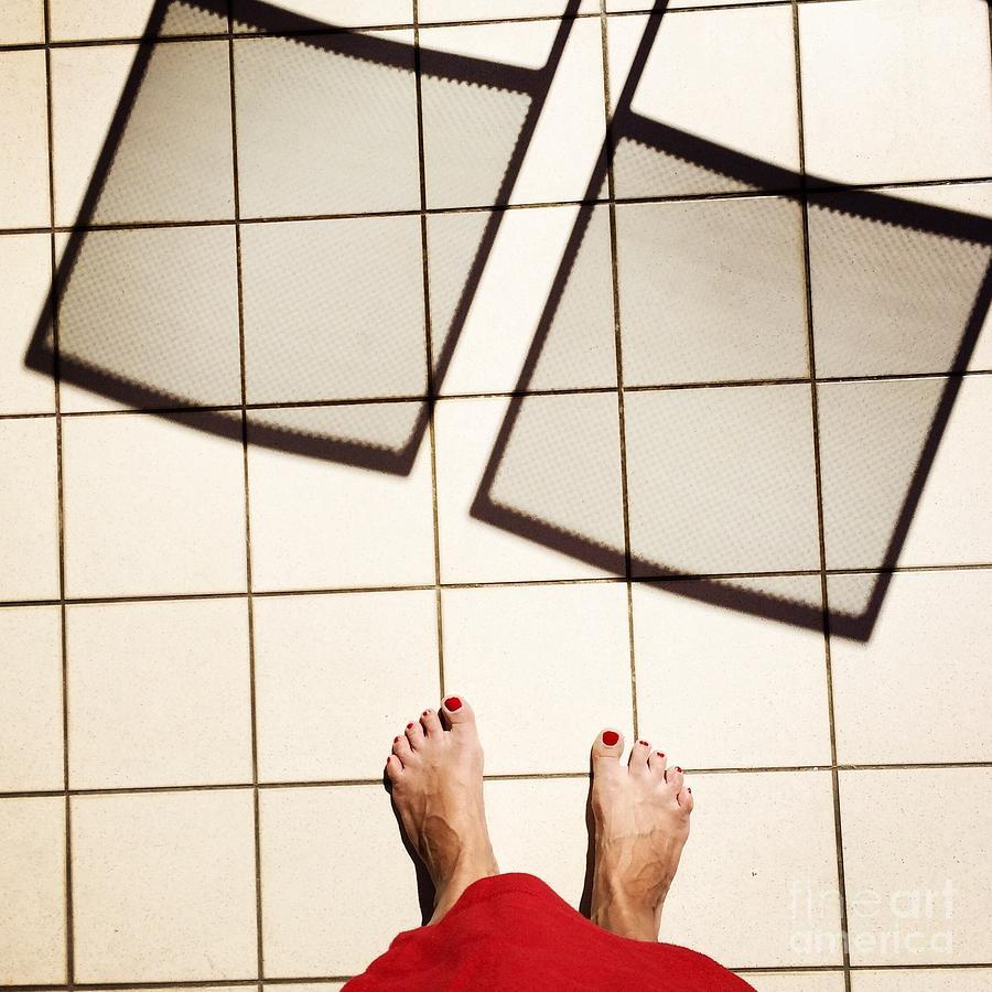 Feet Photograph - Feet Around the World #28 by Edit Kalman