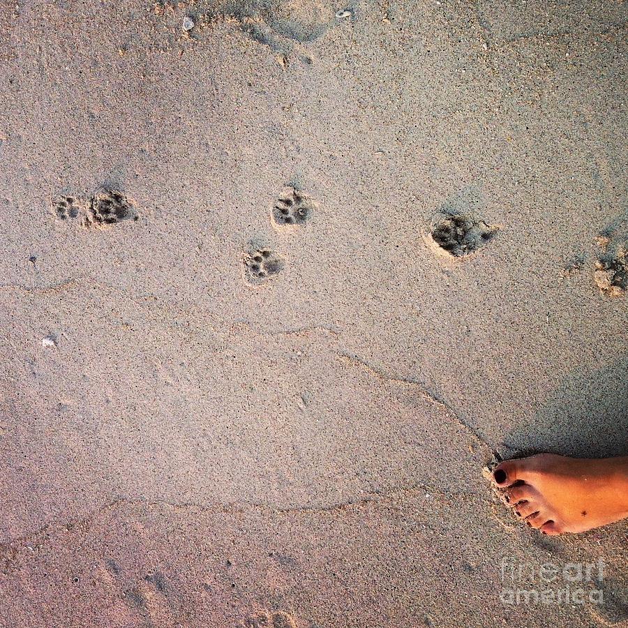 Feet Photograph - Feet Around the World #31 by Edit Kalman