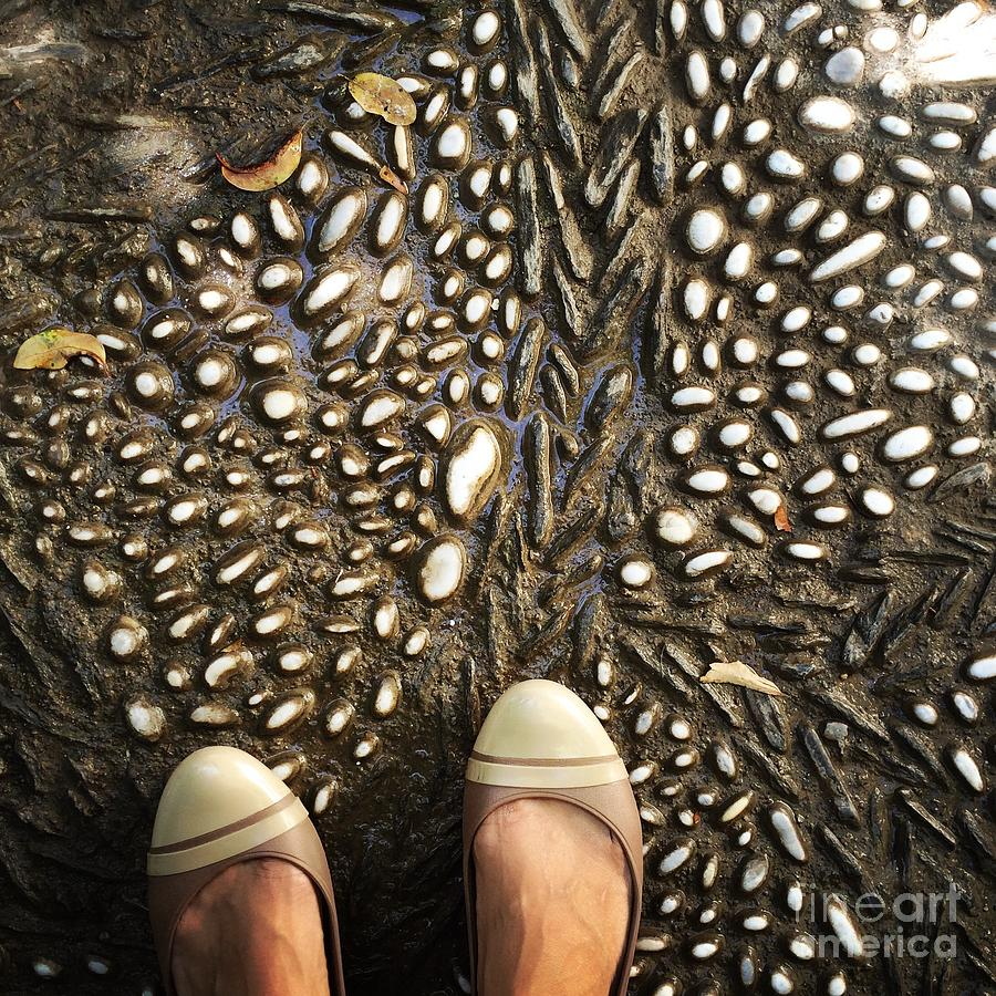 Feet Photograph - Feet Around the World #32 by Edit Kalman