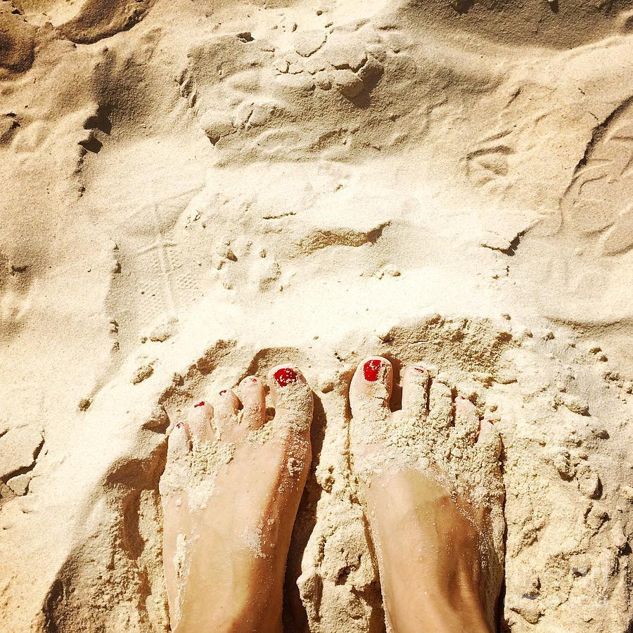 Feet Photograph - Feet Around The World #4 by Edit Kalman