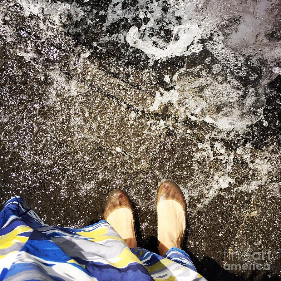 Feet Photograph - Feet Around the World #6 by Edit Kalman