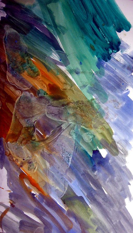 Feet Painting - Feet by Leigh Odom