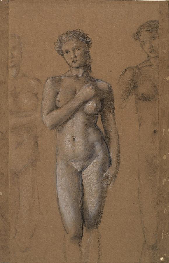 Naked men next door