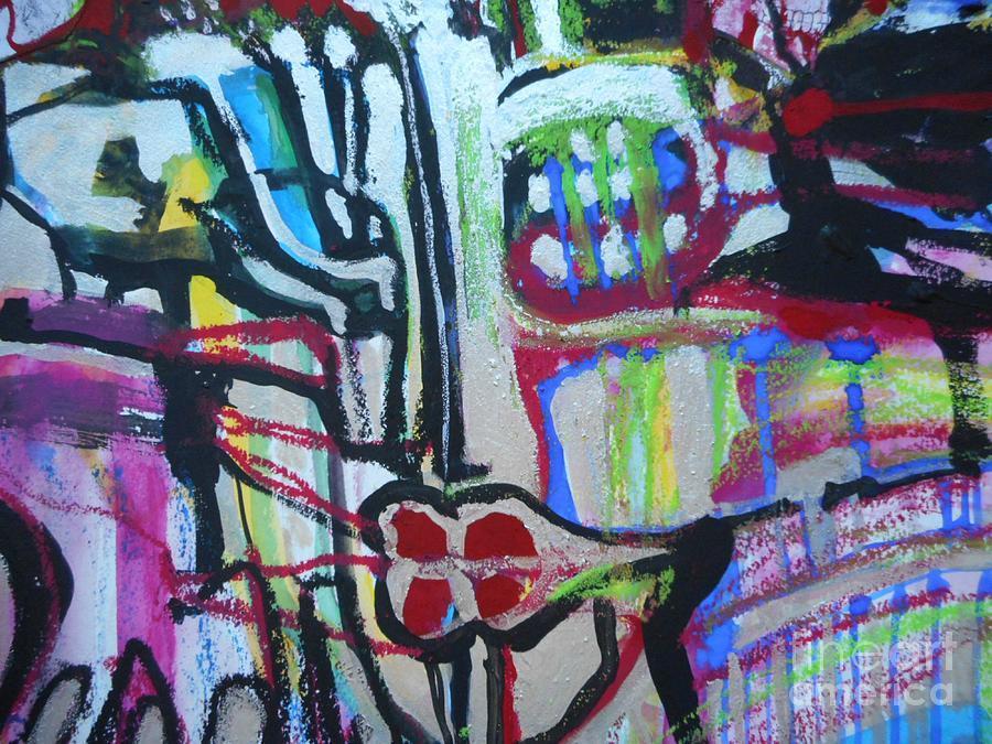 Femme-fatale-1 Painting