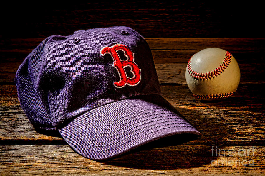 Boston Photograph - Fenway Memories by Olivier Le Queinec