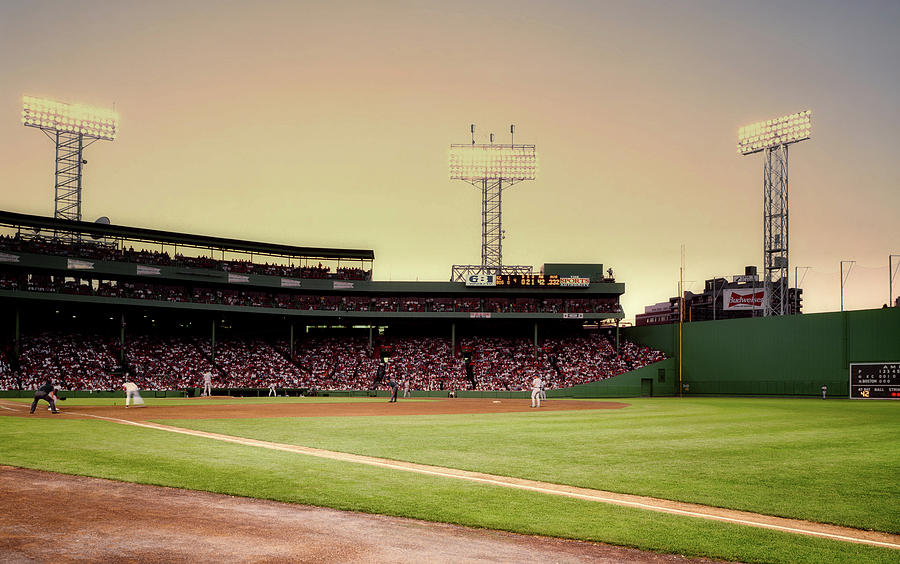 Fenway Park 1980s Photograph by Mountain Dreams