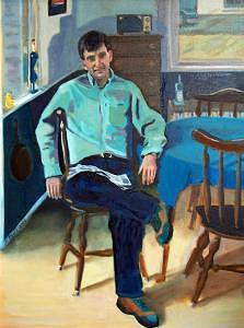 Fernando Painting by Albie Davis