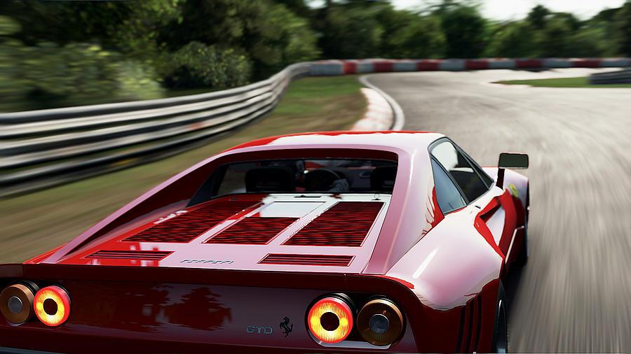 Ferrari 288 Gto , 08 by Andrea Mazzocchetti