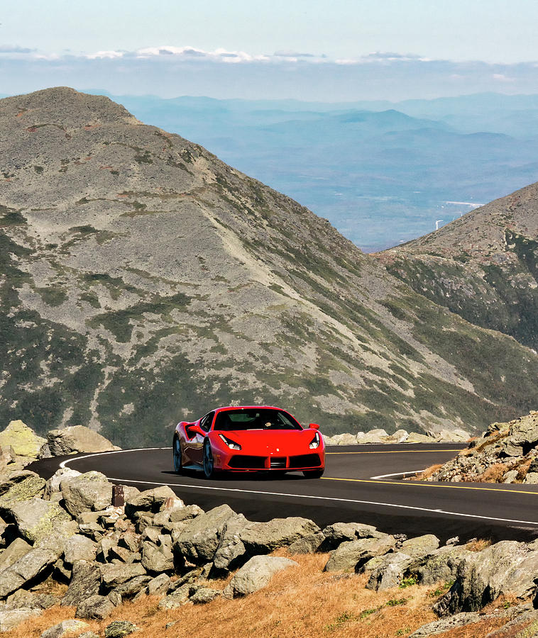 Ferrari 3528 Photograph