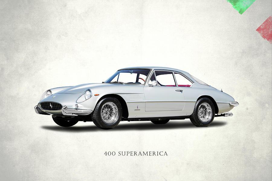 Ferrari 400 Photograph - Ferrari 400 Superamerica by Mark Rogan