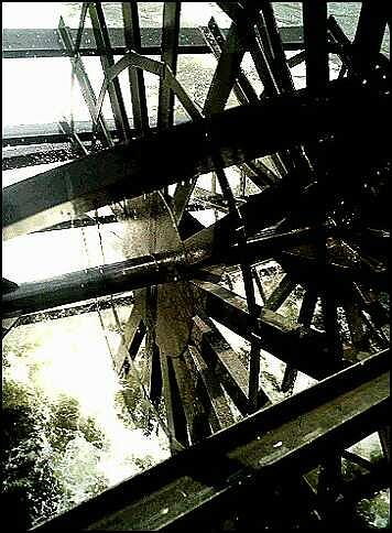 Water Photograph - Ferry Wheel 2 by Chelsea Jones