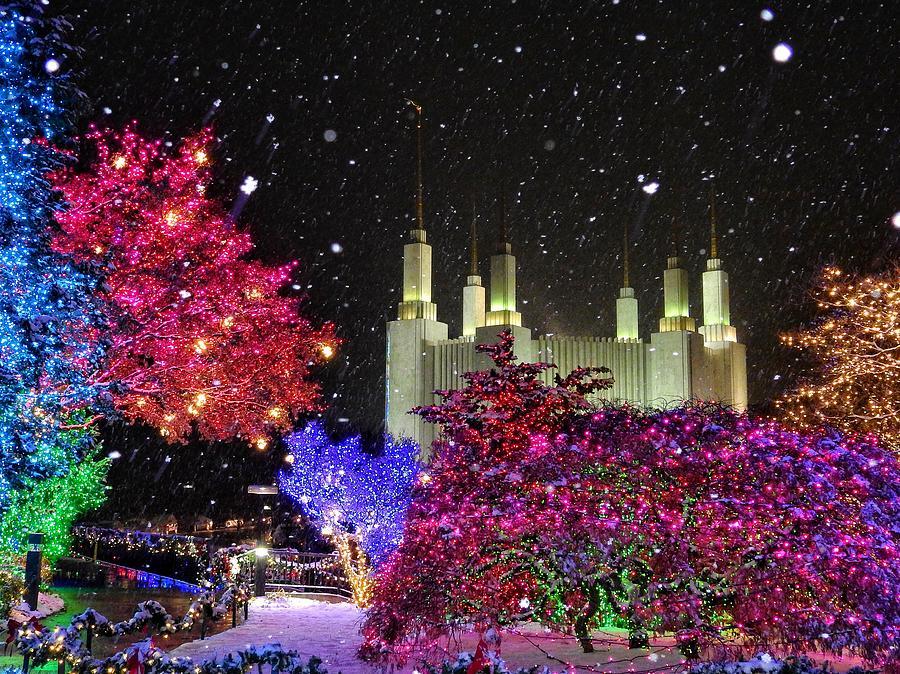 Festival Of Lights Church Of Jesus Christ Of The Latter Day Saints ...