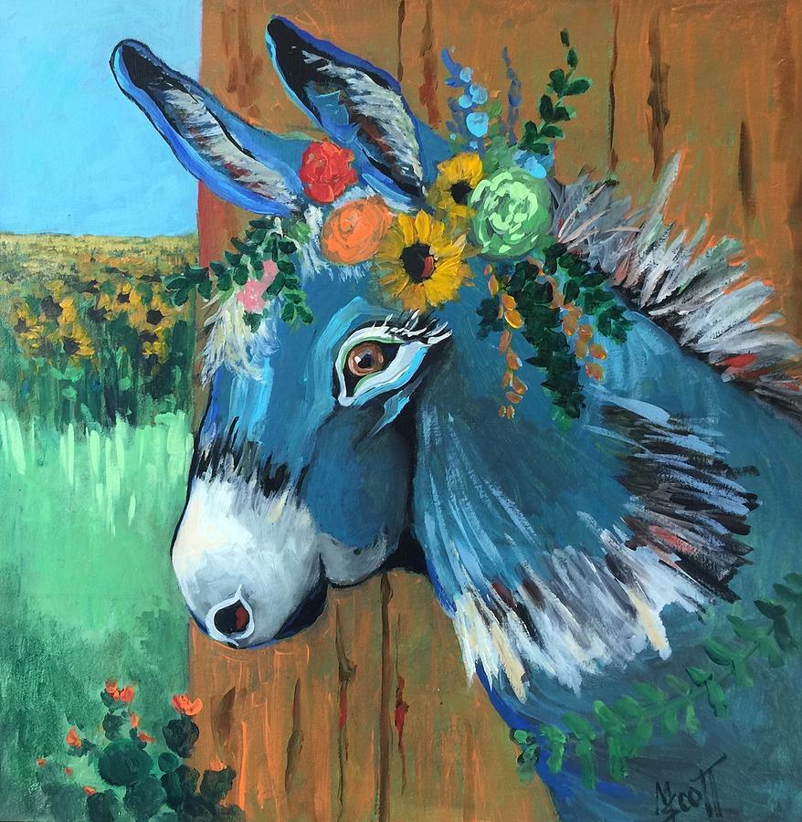 Festive Fiona by Mary Scott